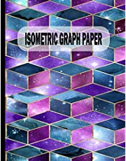 Isometric Graph Paper Composition Notebook: Engineering Gift for Students, Hardware Engineering Isometric Graph Paper Composition Notebook, Isometric Paper Sheets, 200-Page, 8.5 x 11 inch, A4