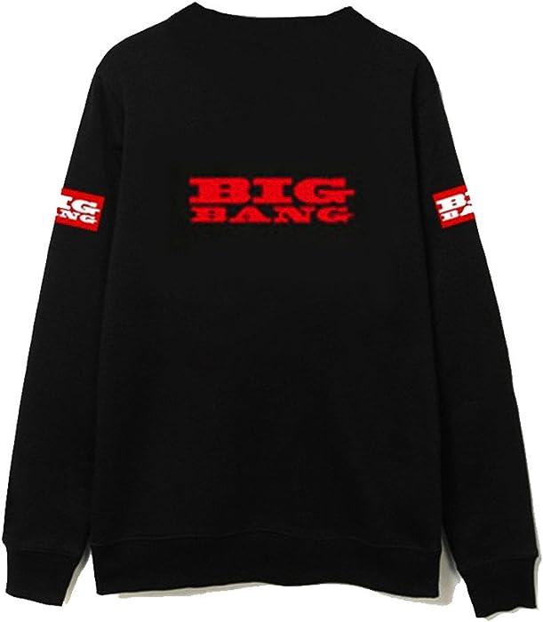 5630af633a6 Kpop Bigbang Come Back Made T-Shirt GD Tae Yang Tshirt G-Dragon T.O.P Tee