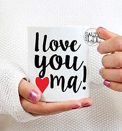 Amazoncom I Love You Ma Sophia And Dorothy 11oz Mug Golden Girl