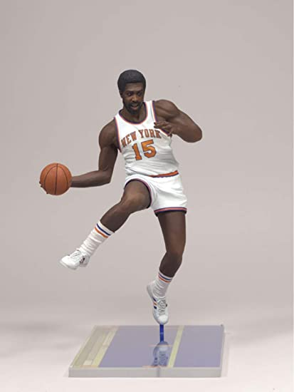 New York Knicks NBA McFarlane Legends Series 3 Earl Monroe Figura de acción: Amazon.es: Juguetes y juegos