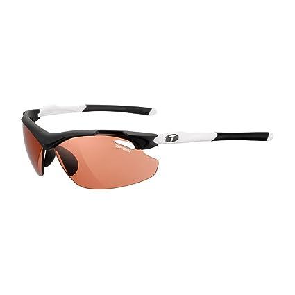 dde1669cdd Image Unavailable. Image not available for. Color  Tifosi Optics 1120306430 Tifosi  Tyrant 2.0 Black White Fototec Sunglasses