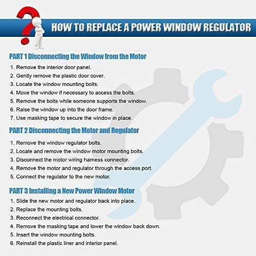 Power Window Lift Regulator on Front Right Passengers Side Replacement for 2003-2008 Toyota Corollar NO Motor Assembly 6981002170