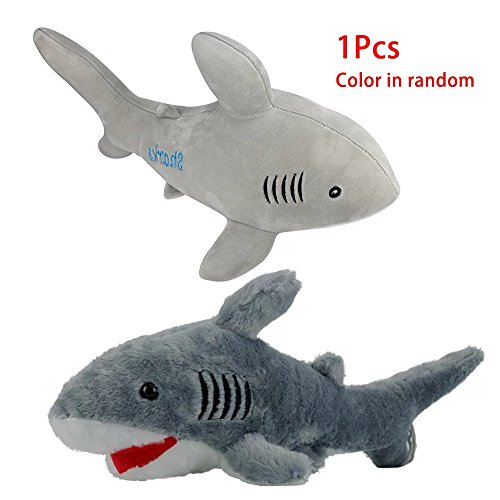 Furry Costumes Tumblr (KateDy Cute Plush Toy Ocean Sea Animal Shark Toy Baby Child Adult Stuffed Dolls,Great Gift for Boys Girls Birthday Gift Xmas Gift)