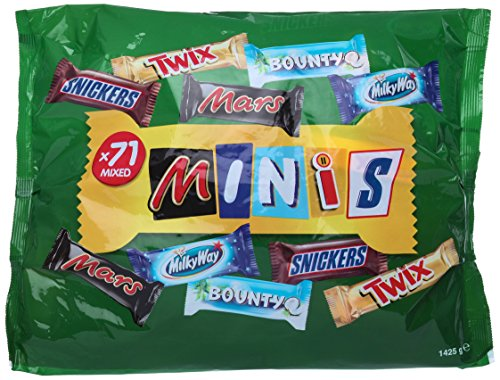 Mixed Minis, 1 Packung (1 x 1,425 kg)