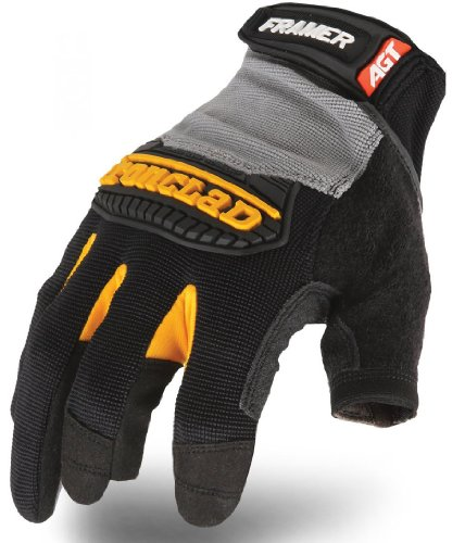 Ironclad Performance Wear #FUG-05-XL XLG Framers Glove