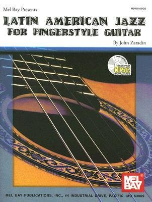 Read Online [(Latin American Jazz for Fingerstyle Guitar)] [Author: John Zaradin] published on (November, 2002) pdf