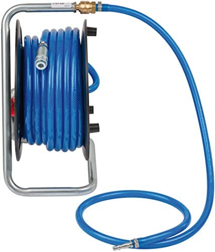 Brennenstuhl 1127010 Compressed Air Hose Reel Non-Twisting 20 m 6/12 mm