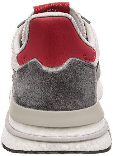 Adidas White Zx Rm Shoes 42 Size red 500 Grey ww1xfAq