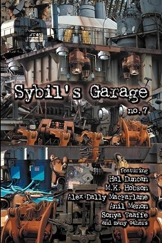 book cover of Sybil\'s Garage No. 7
