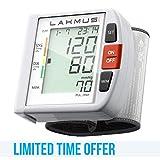 Best Cuff Blood Pressure Monitors - Lakmus Blood Pressure Monitor Cuff Wrist - Digital Review