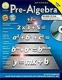 Pre-Algebra, Grades 5 - 8, Myrl Shireman, 158037476X