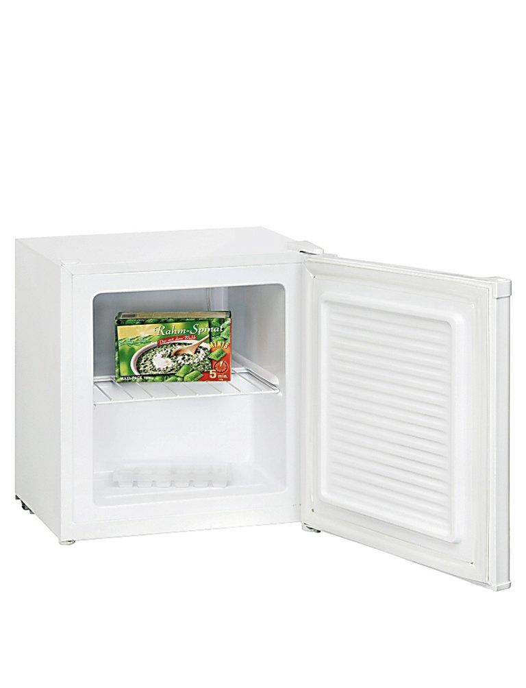 Exquisit GB05A+ Libera installazione Verticale 34L A+ Bianco congelatore 287030