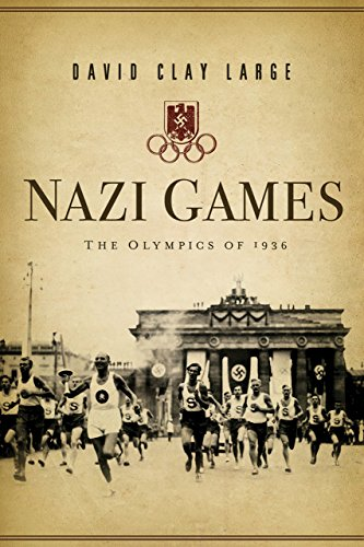 Nazi Games: The Olympics of 1936 cover