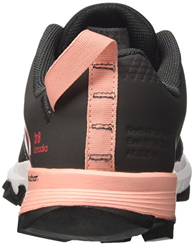 Orange Tr Noir De Femme trace Course Kanadia core Black Grey core Chaussures W 8 Pink Adidas nqwRE4x8AE