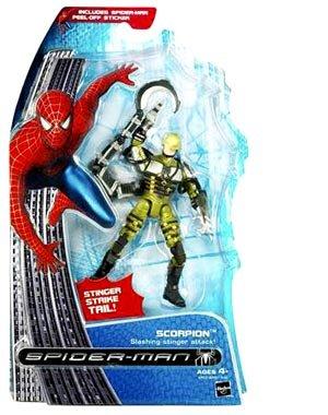 (Spider-Man 2 Scorpion Figure with Stinger Strike Tail)