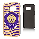 Keyscaper Orlando City Soccer Club Wave Bamboo Samsung S7 Case MLS
