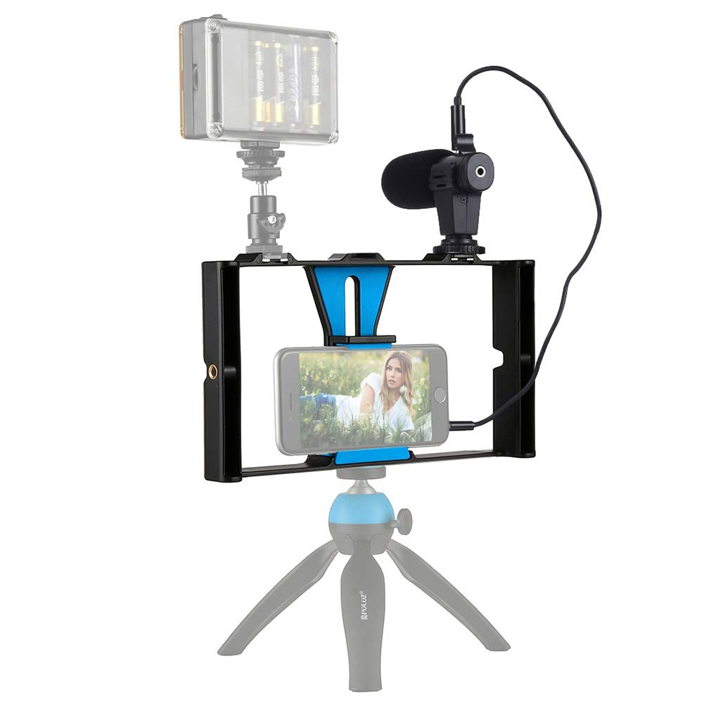 RONSHIN Ring Light,PULUZ Mobile Phone SLR Camera Photography Set for Live Broadcast Live by RONSHIN