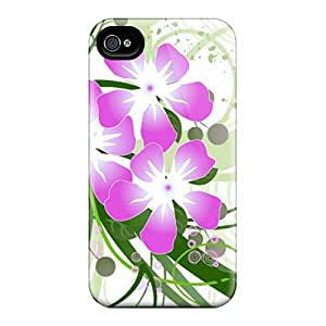 New Customized Design Flowers For Iphone 6plus Cases Comfortable For Lovers And Friends For Christmas Gifts