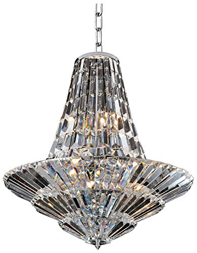 - Allegri 11424-010-FR001 Auletta 18-Light Chandelier
