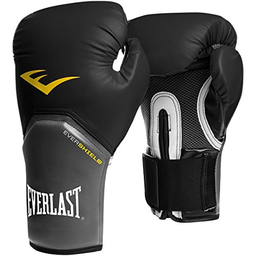 Everlast Pro Style Elite Training Glove, Black, 16 oz