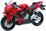 New Ray Toys Street Bike 1:12 Scale Motorcycle - CBR600R Red 2006 42607