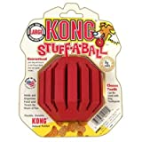 Kong Squeezz Ball Dog Toy Large - 34pack