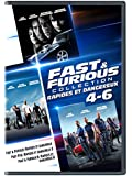 Fast and Furious Collection: 4-6 (Bilingual)