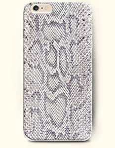 Pink Ladoo? iPhone 5 5s Case Phone Cover Light Grey Serpent Pattern Snake Print