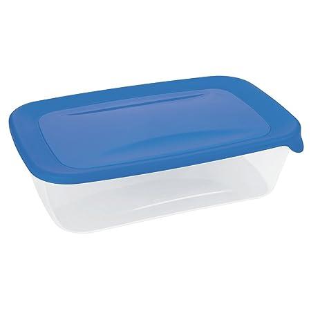 CURVER Envases de Alimentos el congelador Rectangular de plástico ...