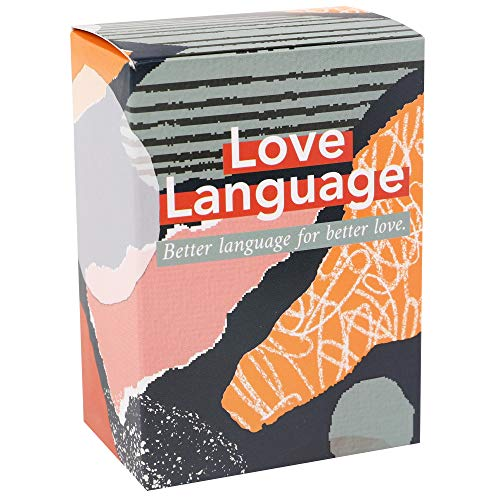 Love Language: The Card Game - 101 Conversation Starter Questions for Couples - to Explore & Deepen Connections with Your Partner - Date Night & Relationship Cards (Best Board Games For Married Couples)