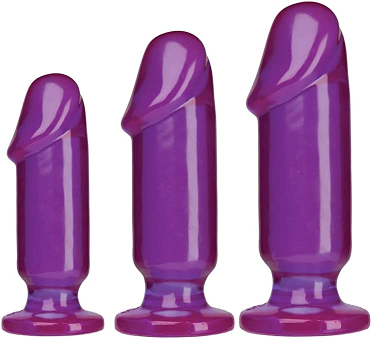 Extreme Anal Toys Insertions