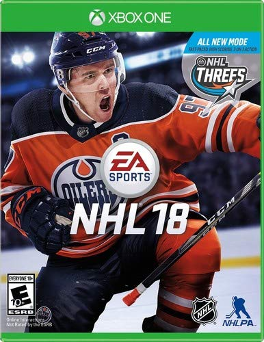 NHL 18 - Xbox One (Best Mlb Game For Xbox One)