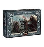 CMON SIF104 A Song of Ice and Fire: Umber Great Axes Games