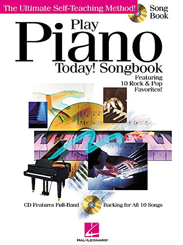 PLAY PIANO TODAY SONGBOOK BK/CD (Play Today!) (Today Songbook Play Piano)