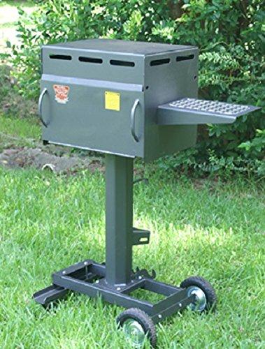 R&V Works CBB 1200 Degree Cajun Bayou Broiler Cooker w/ F...