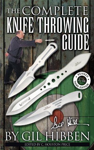Knife Throwing Instruction - 1