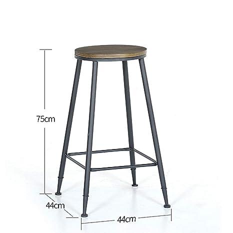 Astounding Amazon Com Modern Metal Bar Stool Counter High Stool Machost Co Dining Chair Design Ideas Machostcouk