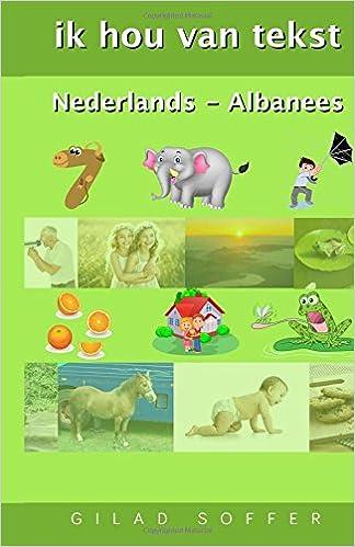 ik hou van tekst Nederlands - Albanees