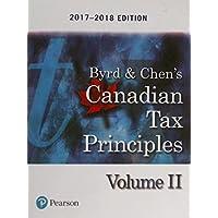 Canadian Tax Principles, 2017-2018 Edition, Volume 2