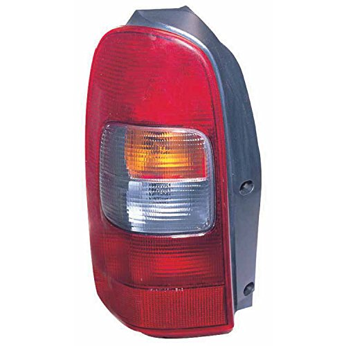 OE Replacement Tail Light PONTIAC TRANSPORT 1997-2005 (Partslink GM2801134) - Pontiac Transport Tail Light