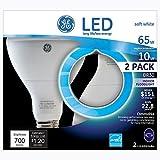 GE 21907 LED Br30 Indoor Floodlight Light Bulb 10