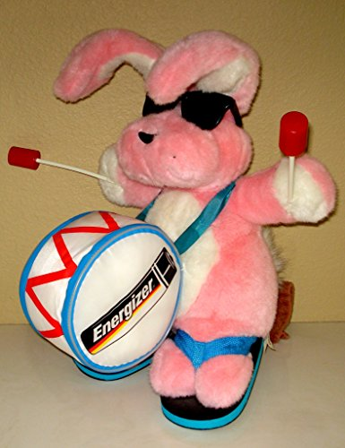 Energizer Bunny Soft Jumbo Plush - 21 Inches