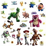 RoomMates RMK1428SCS Toy Story Peel & Stick Wall Decals...