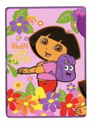 Nickelodeon Dora The Explorer Ultra Soft Blanket