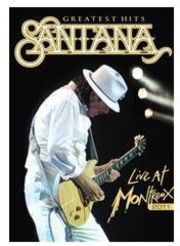 Greatest Hits-Live at Montreux 2011 (Santana Live At Montreux 2011)