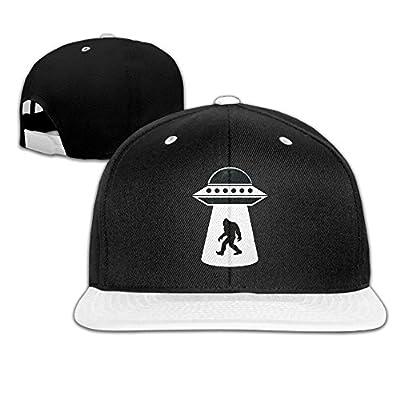 Lichang UFO Bigfoot Unisex Adjustable Snapback Hip Hop Hat Dad Cap