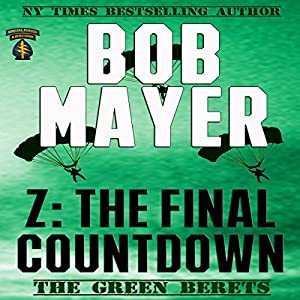 Z: The Green Beret Series Audiobook