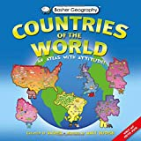 img - for Basher Geography: Countries of the World: An Atlas with Attitude book / textbook / text book
