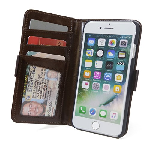 RFID Wallet iPhone Phone Case product image