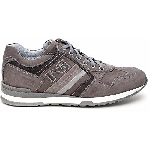 Nero Giardini Sneaker Uomo NEPLA Grigio P503270U 105